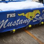 Softball - Homecoming Parade