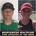 MountainStar Healthcare Star Athletes of Week 4 – Kael Atkinson