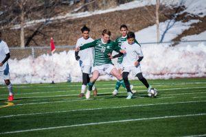 2/15/19 JV Soccer vs Manti
