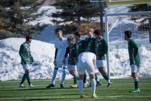 2/19/19 Soccer vs ALA