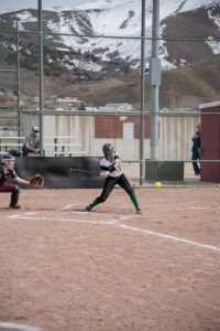 3/27/19 Varsity Softball at Morgan