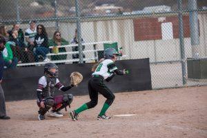 3/26/19 JV Softball at Morgan