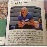 Coach Green in the Spotlight!