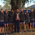 Boys Cross Country Win District Championship!