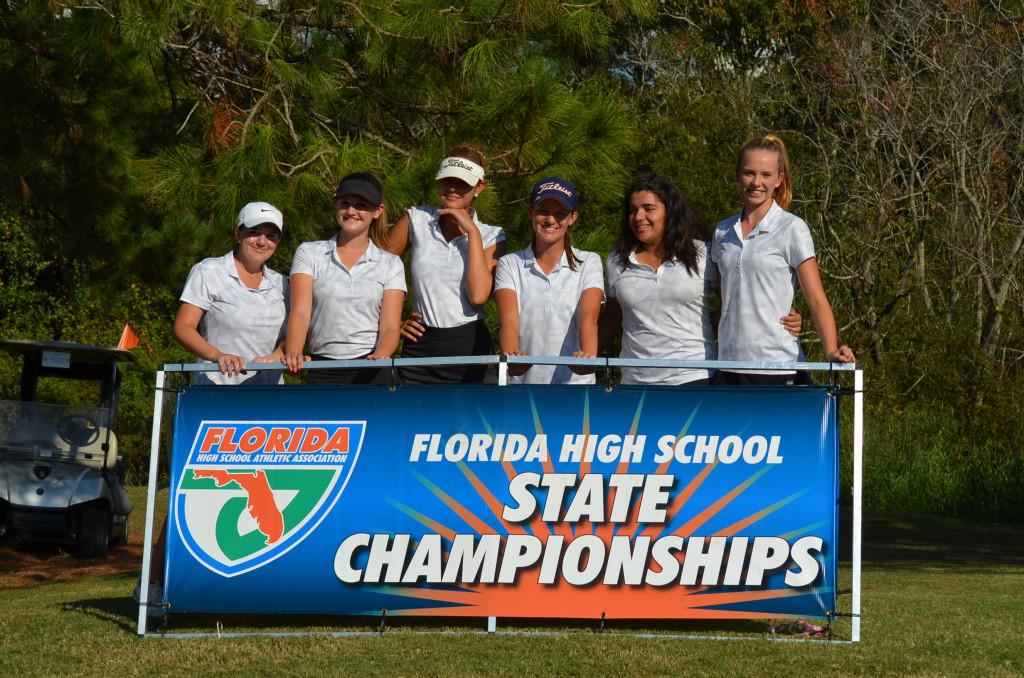 State Championship Girls Golf Results