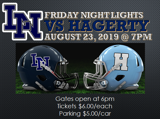 Football Week 1: Lake Nona vs Hagerty