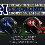 Football Week 2: Lake Nona @ Colonial
