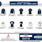 Get Your Official Lake Nona Gear for October!!!