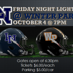 Football Week 7: Lake Nona @ Winter Park