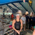 Champion Swimmer:  Jordan Agliano's The FHSAA Regional Champion in 2 events!