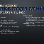 This Week in Lake Nona Athletics: January 6-11, 2020