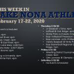 This Week in Lake Nona Athletics: Feb 17-22, 2020