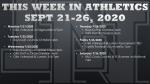 This Week in Lake Nona Athletics: Week of September 21-26, 2020