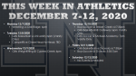 This Week in Lake Nona Athletics: December 7-12, 2020