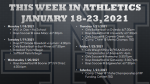 This Week in Lake Nona Athletics: January 18-23, 2021