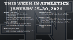 This Week in Lake Nona Athletics: January 25-30, 2021