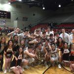 Boys Basketball OHSAA DIV District Champs