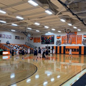 JV/Vars Girls Basketball vs McDonald
