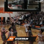 Evan Ohlin Scores 1,000 Career Points