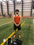 Coleson Kertesz Earns All-Ohio Indoor Track and Field