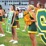 REMINDER: Cheerleading Tryouts next Mon-Wed