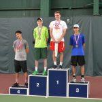 Junior Luke Phillips takes PIAA singles tennis Silver