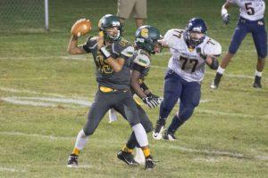 Varsity Football vs South Allegheny 09/16/16
