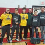 4 Wrestlers make All-County at Allegheny County Tournament