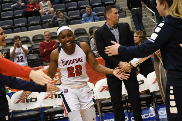 Duquesne's Richardson transforms into team-first leader