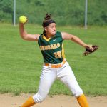 Senior Maddy Baron earns All-Section Softball recognition