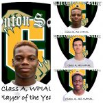 Kerr named WPIAL Player of the Year