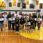 Seniors Celebrate Teacher Appreciation Honorees
