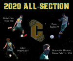 Prepelka, Fagon, Howe and Schriver named All-Section Soccer