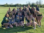 Girls Varsity Track secures undefeated season with wins over South Park and Chartiers-Houston