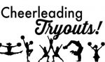 Middle School and Varsity Cheerleading Tryouts NEXT WEEK May 10-12
