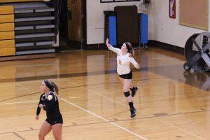 Waynedale Varsity Volleyball vs. Rittman 9/1