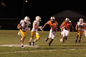 Varsity Football vs. Ridgewood 9/2/16