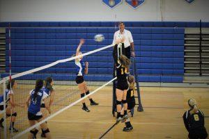 JV Volleyball vs. Chippewa 9/6/16
