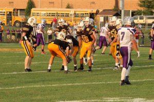 Waynedale vs. Triway Varsity Football 9/9