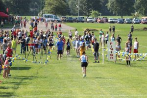 Cross Country Wooster Invite 9/10/16