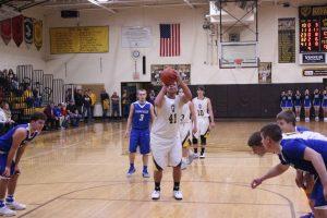 Waynedale vs. Chippewa Boy's Basketball 12/16/16