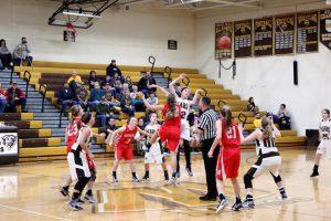 Waynedale vs. Norwayne Girls Basketball 12/22/16