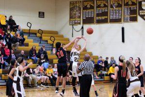 Waynedale vs. Dalton Girls Basketball 12/29/16