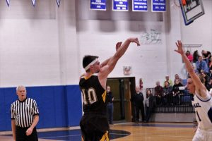 Waynedale vs. Central Christian Boy's Basketball 1/3/17