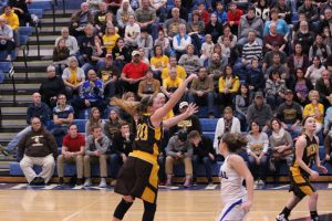 Waynedale vs. Central Christian Girls Basketball 1/3/17