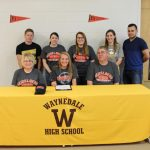 Stacie Nelson to Play Soccer at Heidelberg University