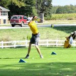 OHSAA DII Golf Districts Results 10/3/17