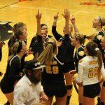 Waynedale Varsity Volleyball vs. Dalton 10/10/17