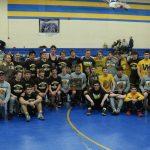Waynedale Wrestling @ Independence OHSAA Team Duals Regional Finals 1/31/18