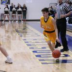 Waynedale Varsity Boys Basketball vs. Triway OHSAA DIII District Semi-Final 3/6/18